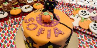 Torte di Halloween per feste di compleanno bambini