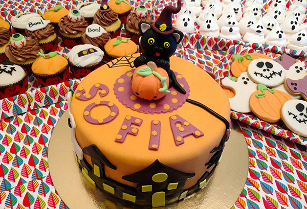 Popolare Torte di Halloween per feste di compleanno bambini : Blogmamma.it GU33