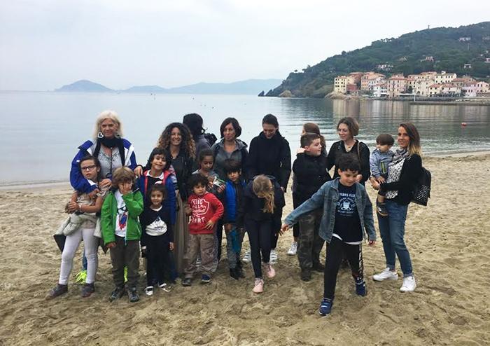 Vacanze con i bambini all'Isola d'Elba _ blogger e bambini