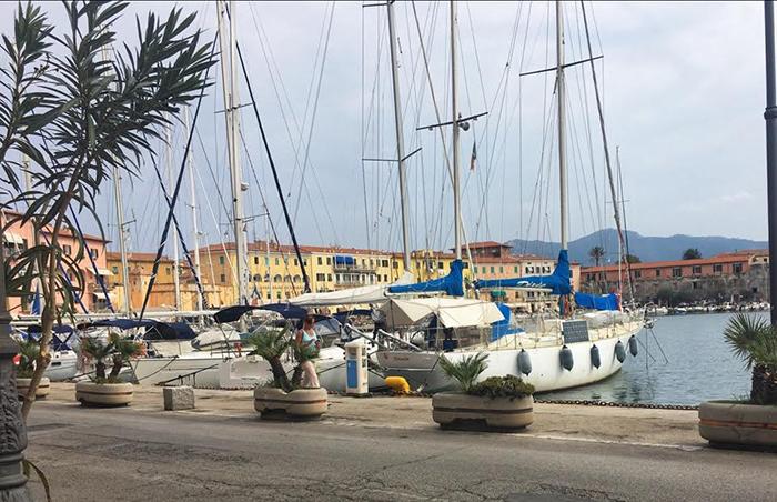 Vacanze con i bambini all'Isola d'Elba _ porticciolo