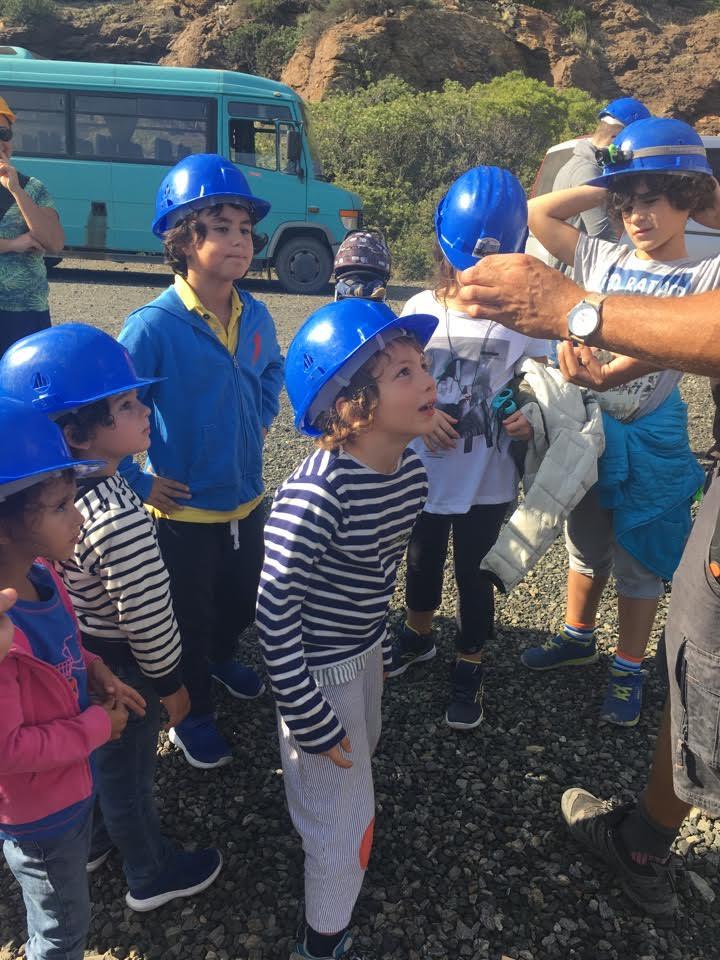 Vacanze con i bambini all'Isola d'Elba _ visita alla miniera