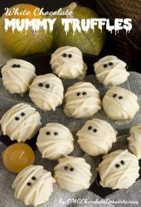 dolci di Halloween facili da fare con i bambini _ cake pops fantasmini