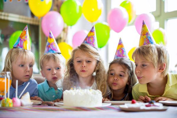 Favoloso Cinque giochi per feste di compleanno in casa: idee adatte a tutti JH13