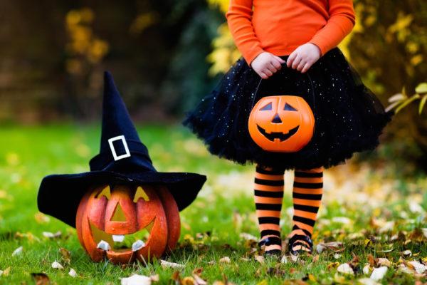 vestito da strega per halloween