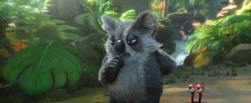 vita da giungla_koala