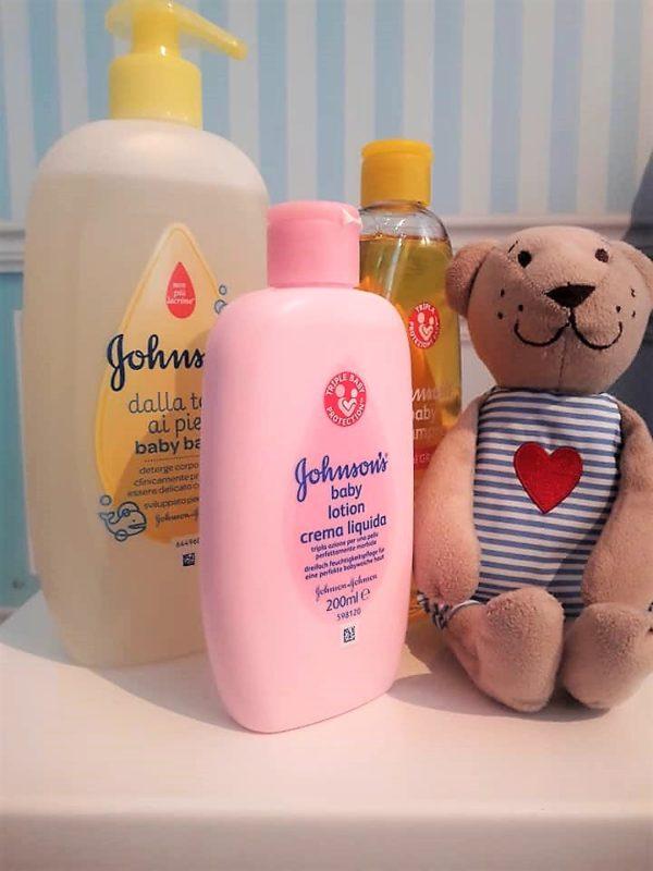 babycare routine prodotti