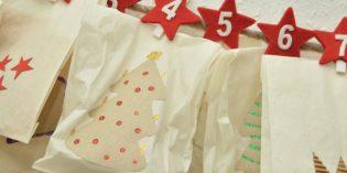 Calendario dell'avvento per bambini piccoli, idee alternative ai dolci