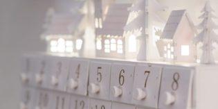 Calendario dell'Avvento con filastrocche di Natale, canzoni, poesie e frasi