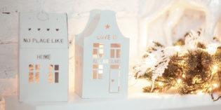 Casette di carta da stampare e ritagliare per il presepe o per decorazioni natalizie
