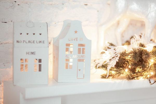 Casetta Di Natale Da Colorare : Casette di carta da stampare ideali per presepe e decorazioni di natale