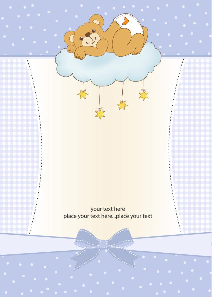 Inviti del battesimo immagini stampare bambino blogmamma for Lepre immagini da stampare