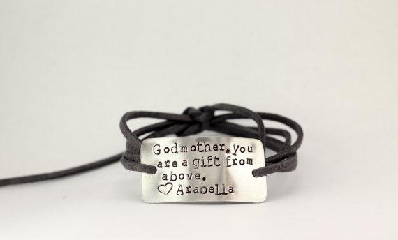 regali padrino madrina battesimo braccialetto