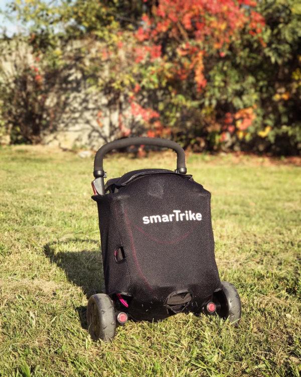smartfold triciclo passeggino