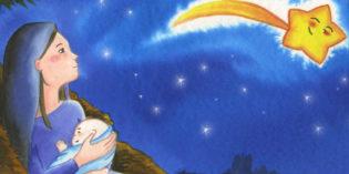 Come fare la stella cometa per Presepe fai da te e lavoretti dei bambini