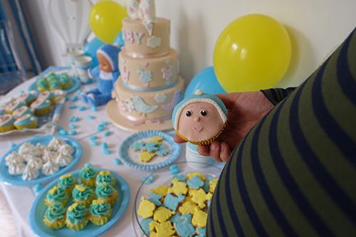 Cicciobello bebè bellissimo _cupcake e pancione