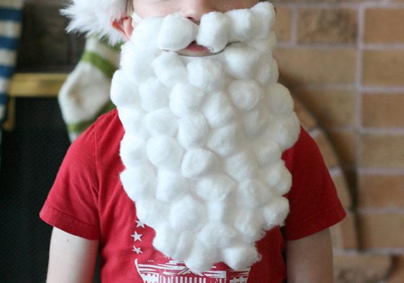 Barba Di Babbo Natale Fai Da Te Come Realizzarla Per Grandi E Bambini