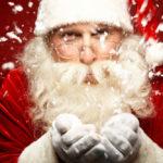 Come fare la barba di Babbo Natale, idee e suggerimenti
