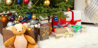 I giochi di Natale ricevuti dai bambini. Delusione o felicità?