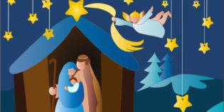 Natale, il racconto della nascita di Gesù per i bambini