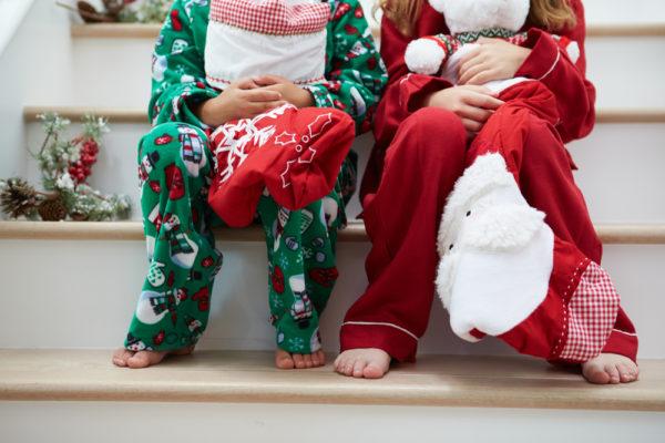Pigiami di Natale per tutta la famiglia