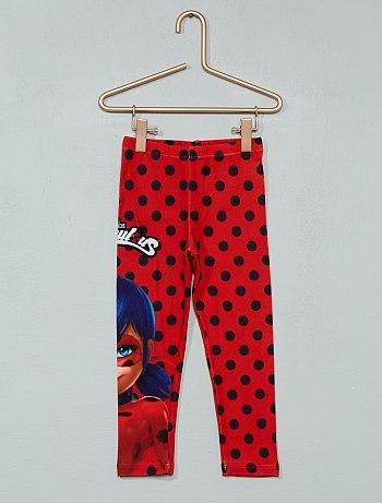 leggins Costume dii Carnevale da Ladybug Miraculous