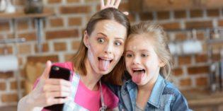 Quando la condivisione delle foto dei figli diventa reato?