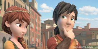 Leo Da Vinci – Missione Monna Lisa: film al cinema