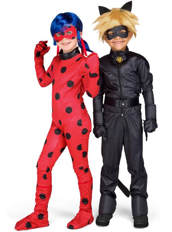 Costume dii Carnevale da Ladybug Miraculous