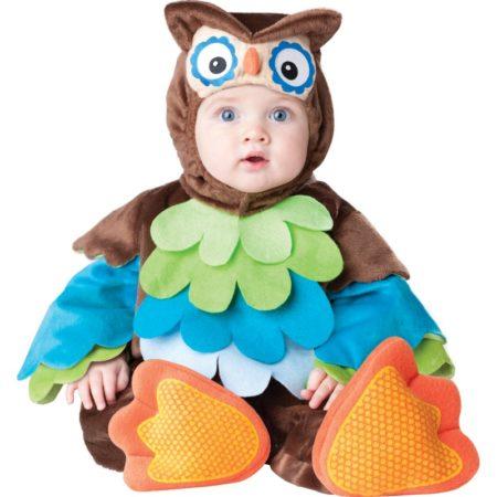 costumi di Carnevale neonati