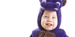 Cinque costumi di Carnevale che piacciono di più ai bambini