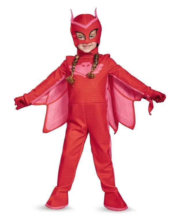 costumi di carnevale che piacciono ai bambini pj masks