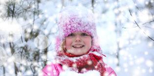 Filastrocche sulla neve per scuola primaria e asilo, anche in inglese
