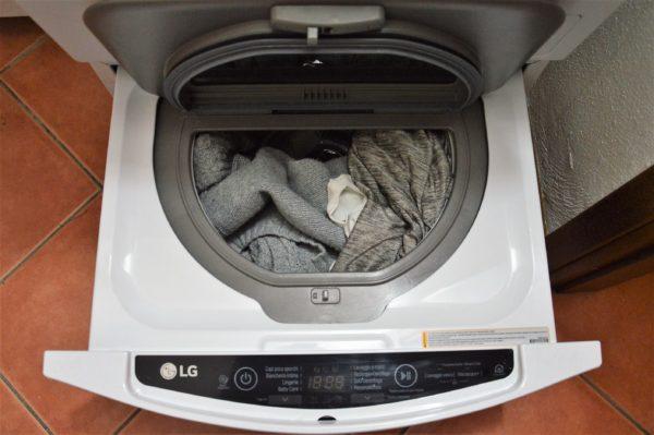 lavatrice-LG-TWINWash-mini-cestello