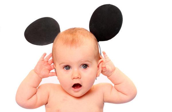 orecchie da topolino fai da te