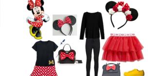 Costume di Minnie fai da te per Carnevale e feste di compleanno