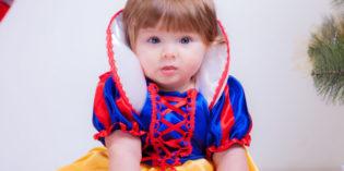 Costume da Biancaneve fai da te per Carnevale