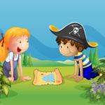 Indizi per la caccia al tesoro dei bambini