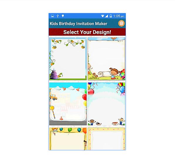 inviti digitali festa compleanno whatsapp app