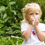 Allergie stagionali nei bambini: diagnosi e cura di rinite, asma e altri sintomi