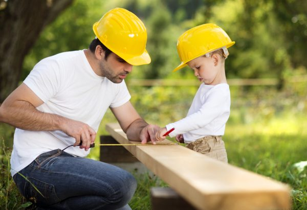 attività padre e figlio