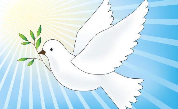 lavoretti di Pasqua con la colomba