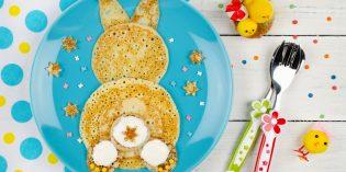 Menu di Pasqua per bambini: otto piatti belli da vedere