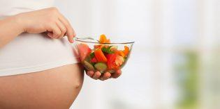Alimentazione in gravidanza: i consigli della nutrizionista