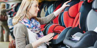 Come scegliere il seggiolino auto giusto senza sbagliare