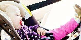 Fino a quando far viaggiare il bebè contro il senso di marcia? Perchè?