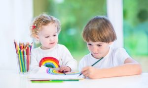 Lavoretti di fine anno scolastico per la scuola dell'infanzia