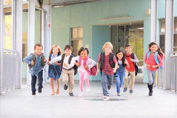 fine anno scolastico bambini