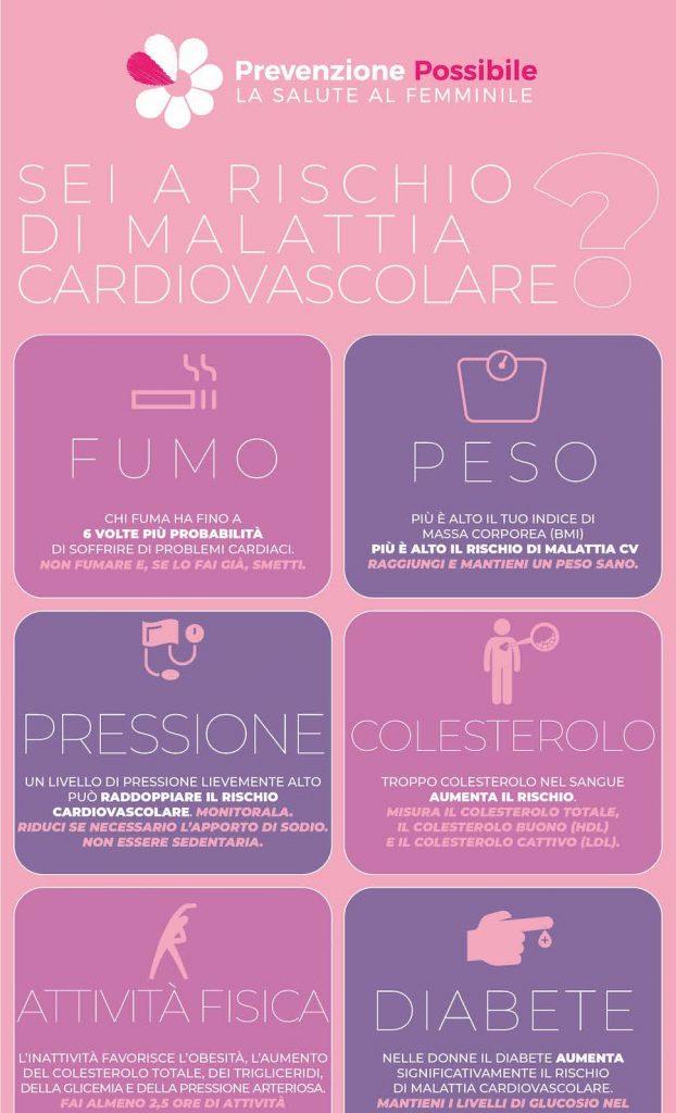 prevenzione possibile malattie cardiovascolari