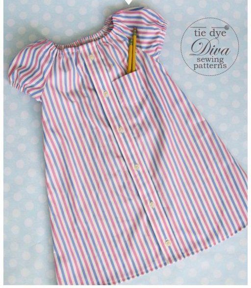 vestiti per bambine facili da realizzare camicie uomo