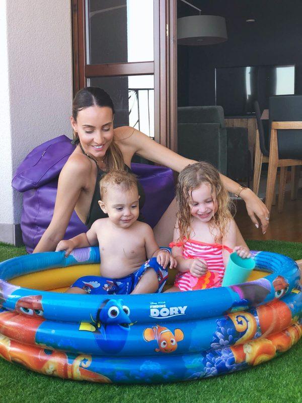 estate con i bambini julia elle disney baby